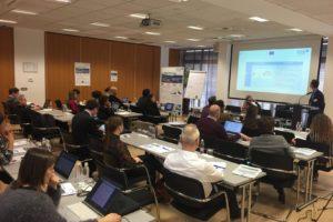 Partnersko srečanje projekta e-MOTICON v Sloveniji