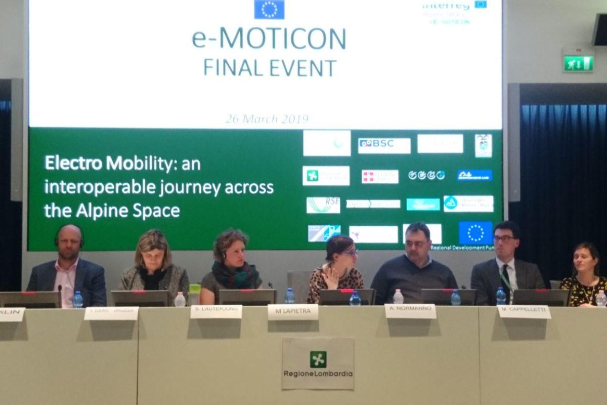 Konec projekta e-MOTICON